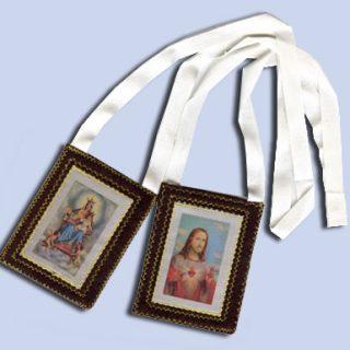 Scapolare Madonna del Carmelo - Tempo di preghiera
