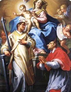 S. Carlo Borromeo - Tempo di preghiera