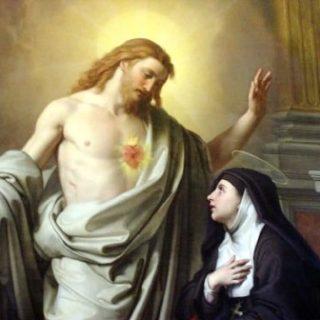 S. Margherita Alacoque - Tempo di preghiera