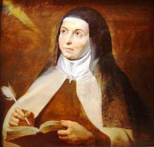 S. Teresa d'Avila - Tempo di preghiera