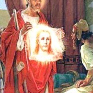 S. Giuda Taddeo - Tempo di preghiera