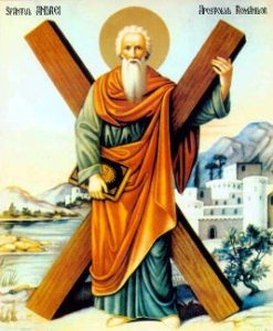S. Andrea apostolo - Tempo di preghiera