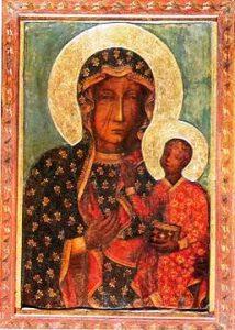 Madonna Czestochowa - Tempo di preghiera