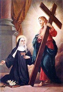 S. Chiara Montefalco - Tempo di preghiera