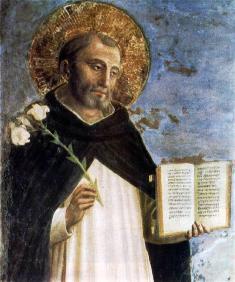 S. Domenico Guzman - Tempo di preghiera