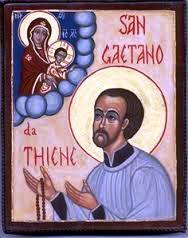S. Gaetano - Tempo di preghiera