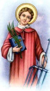 S. Lorenzo - Tempo di preghiera