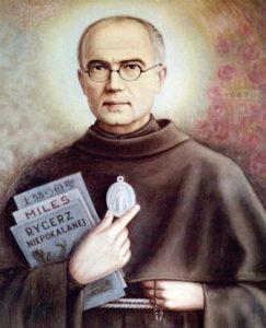 S. Massimiliano Kolbe Tempo di preghiera