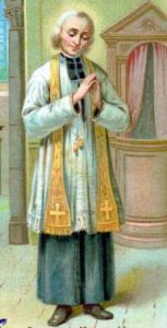 S. curato d'Ars - Tempo di preghiera