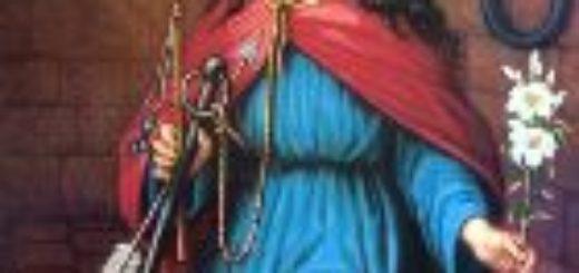 S. Filomena - Tempo di preghiera