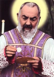 S, Pio - Tempo di preghiera