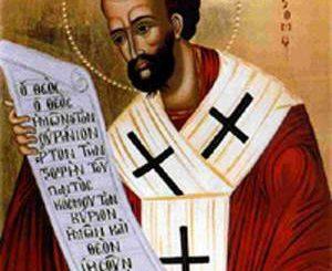 S. Giovanni Crisostomo - Tempo di preghiera