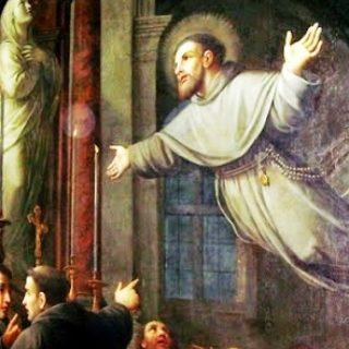 S. Giuseppe Copertino - Tempo di preghiera