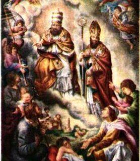 SS. Cornelio e Cipriano - Tempo di preghiera