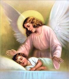 Angelo custode - Tempo di preghiera