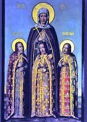 S. Sofia - Tempo di preghiera