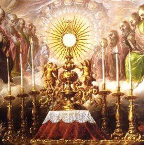 Corpus Domini - Tempo di preghiera