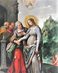 Visitazione di Maria a Santa Elisabetta - Tempo di preghiera