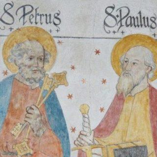 Santi Pietro e Paolo - Tempo di preghiera