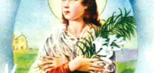 S. Maria Goretti - Tempo di preghiera