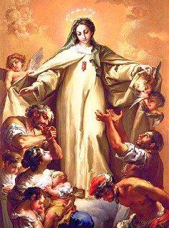 Madonna della Mercede - Tempo di preghiera