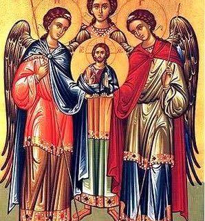 Santi Arcangeli - Tempo di preghiera