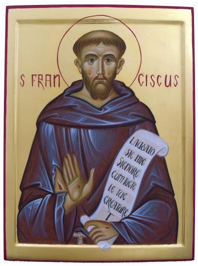 S. francesco d'Assisi - Tempo di preghiera