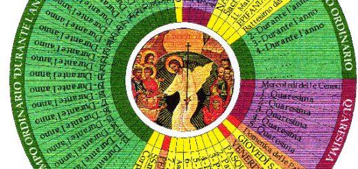 Anno liturgico - Tempo di preghiera