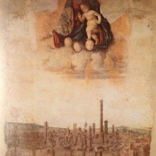 Madonna del terremoto - Tempo di preghiera