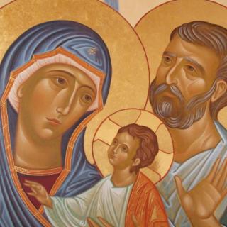 S. Famiglia - Tempo di preghiera