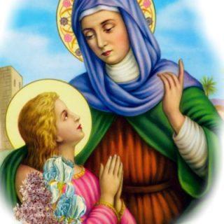 S. Anna - Tempo di preghiera