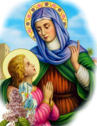 Preghiera S Anna Per Ottenere Qualunque Grazia Tempo Di Preghiera