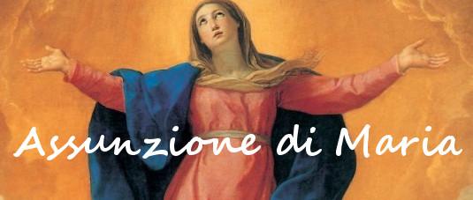 Assunzione di Maria - Tempo di preghiera