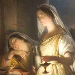 Le vergini sagge e le vergini stolte - Tempo di preghiera