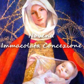 Novena Immacolata - Tempo di preghiera