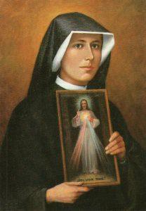 Suor Faustina - Tempo di preghiera
