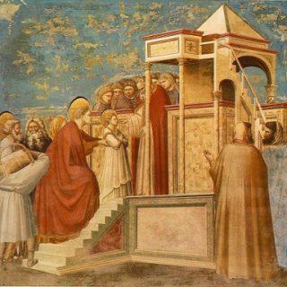 Presentazione della Beata Vergine Maria al Tempio - Tempo di preghiera