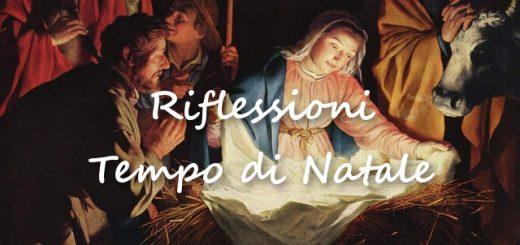 Riflessioni Tempo di Natale - Tempo di preghiera