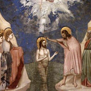 Battesimo del Signore- Tempo di preghiera