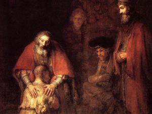 Perdono del peccatore - Tempo di preghiera