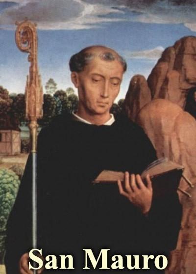 San Mauro Abate - Tempo di pregheira