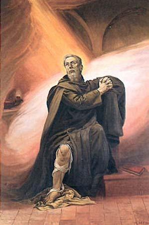 San Pellegrino Laziosi, patrono dei malati di cancro - Tempo di preghiera