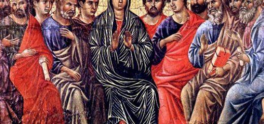 Attesa dello Spirito Santo nel Cenacolo - Tempo di preghiera