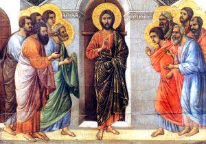 Gesù affida la missione agli apostoli di annunciare il Vangelo - Tempo di preghiera
