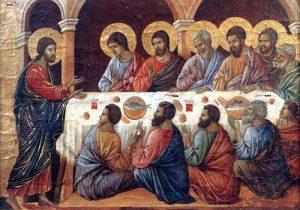 Gesù appare ai suoi discepoli - Tempo di preghiera