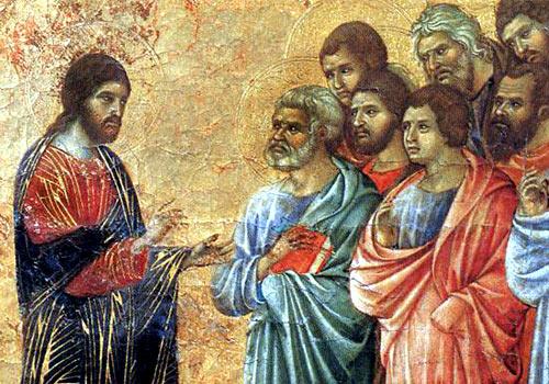 Gesù dà il potere di rimettere i peccati - Tempo di preghiera