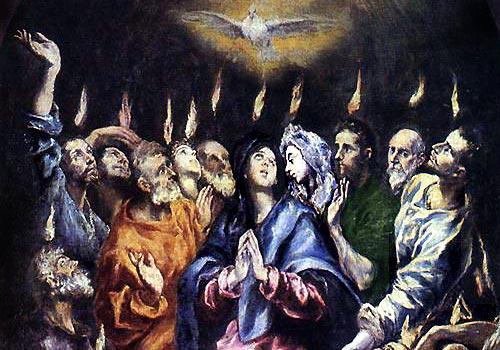 Gesù invia lo Spirito Santo - Tempo di preghiera