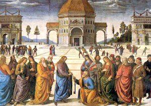 Gesù risorto conferisce il primato a Pietro - Tempo di preghiera