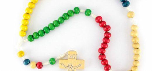 Corona del rosario missionario - Tempo di preghiera