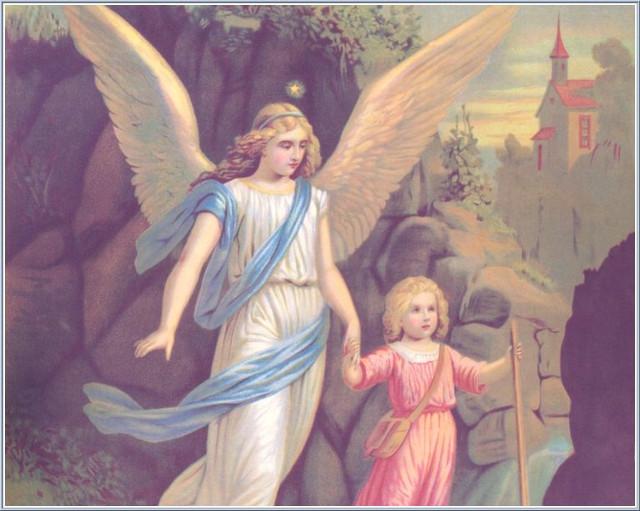 Preghiere all'Angelo custode - Tempo di preghiera - Preghiere per gli Angeli